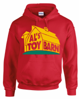 ALS TOY BARN HOODIE - INSPIRED BY TOY STORY WOODY BUZZ LIGHTYEAR